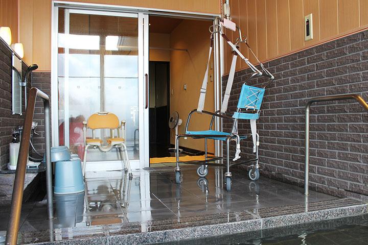 画像:思いやり浴室1入口