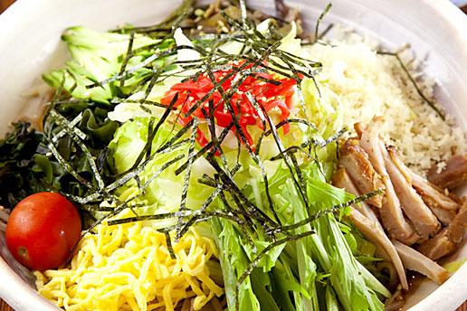 画像:サラダそば・うどん・ラーメン