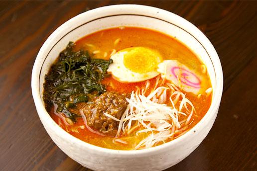 画像:担担麺