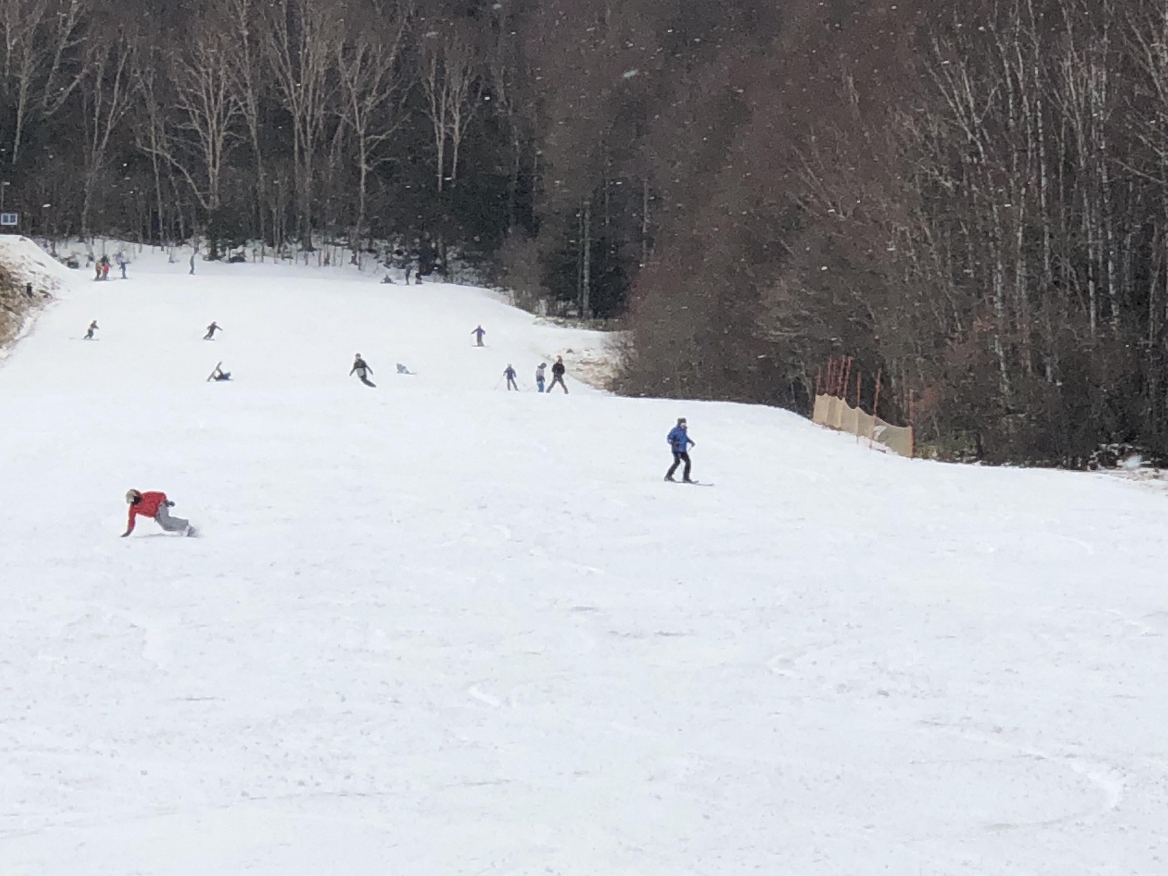 画像:八千穂高原スキー場がオープンしました!