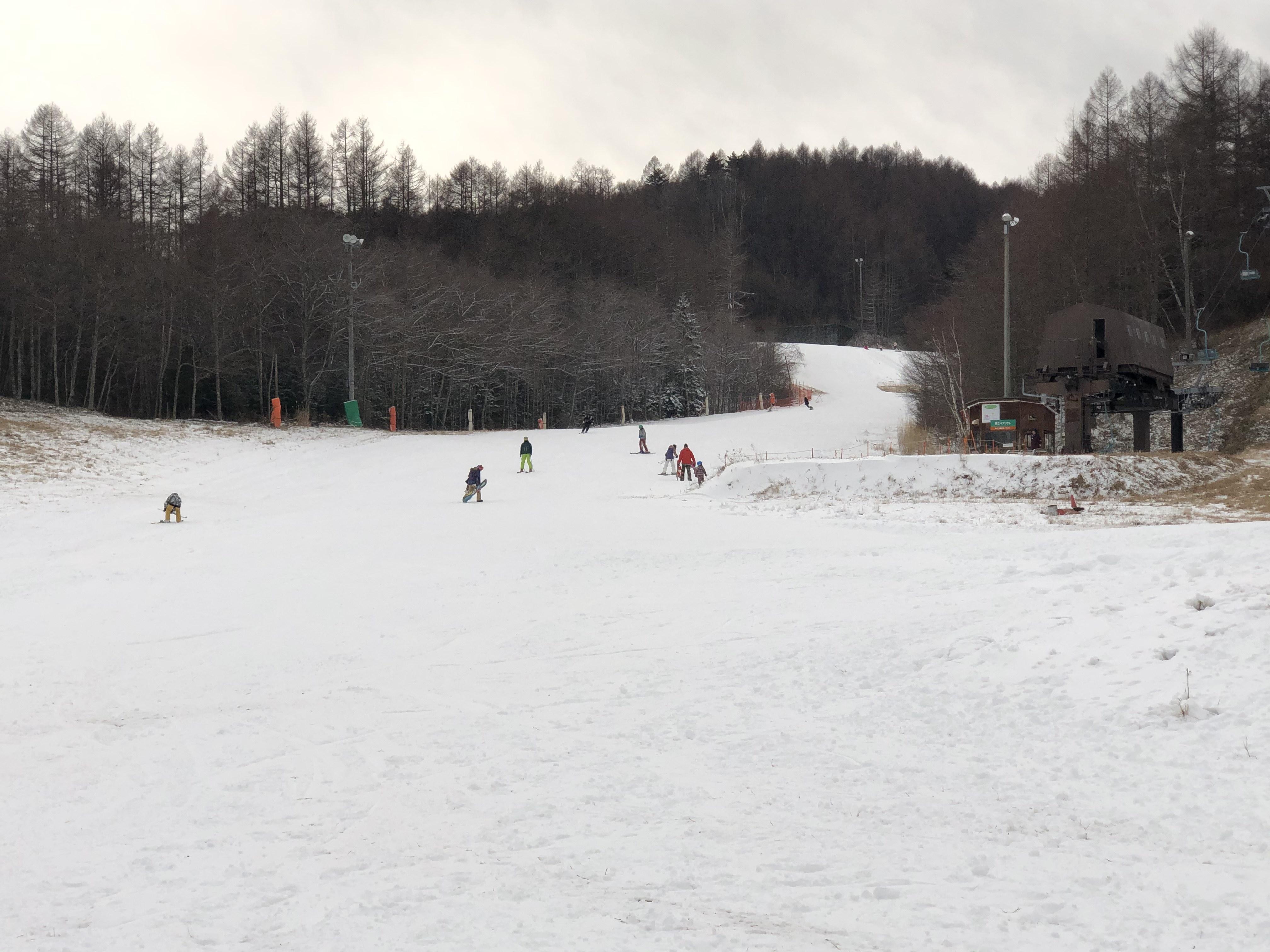 画像:小海リエックス・スキーバレーがオープン!!